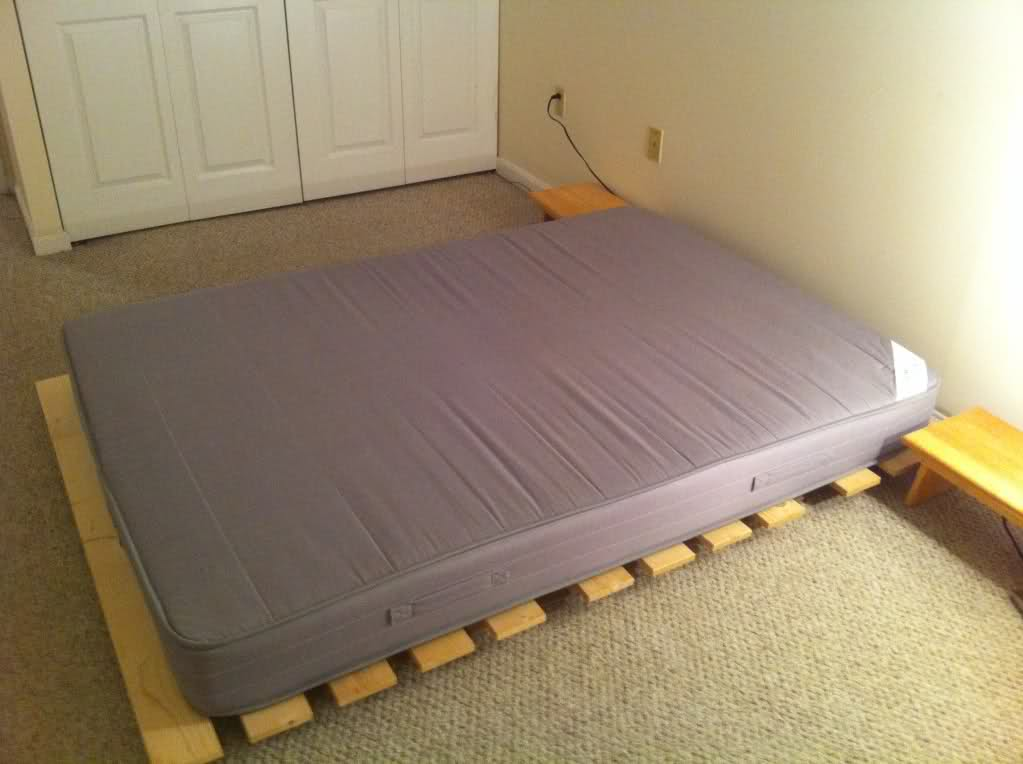 Image of: Cheap Nice IKEA Futon Mattress