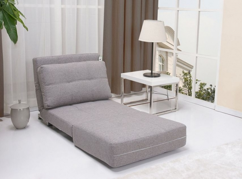 Image of: Perfect Futon Chair Bed