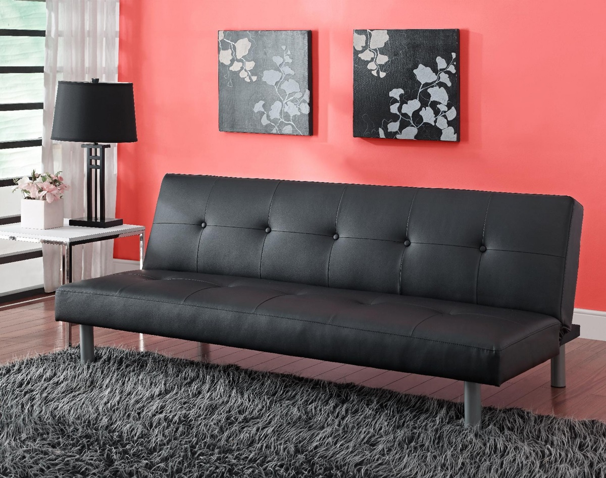 Image of: Popular Costco Futon Sofa