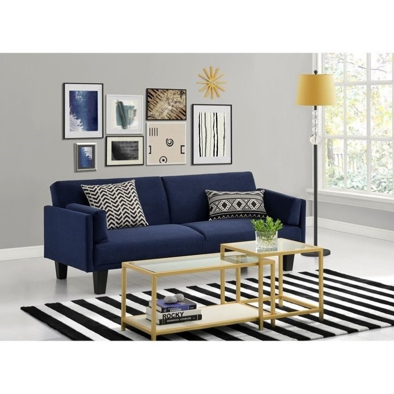 Sears Futons Blue