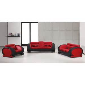 Image of: Sears Futons Red