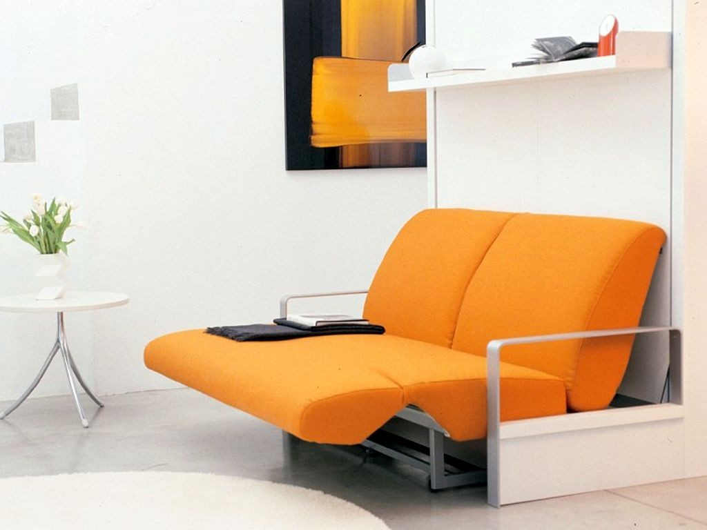 Small Futon Couch Modern