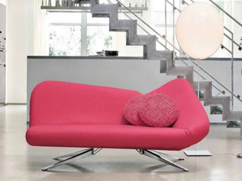 Image of: Small Futon Couch Sweet