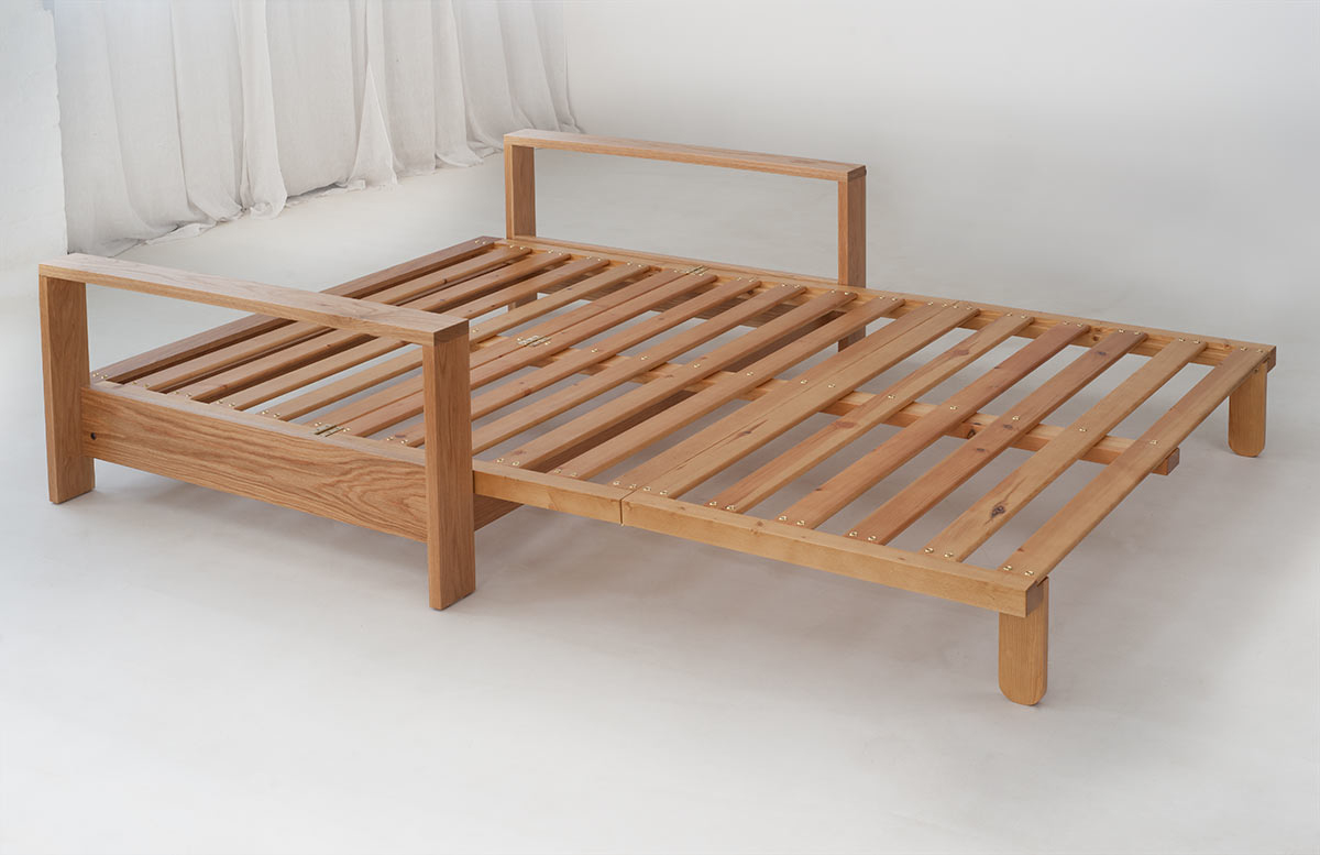 Image of: Sofa Beds Futon Convertible