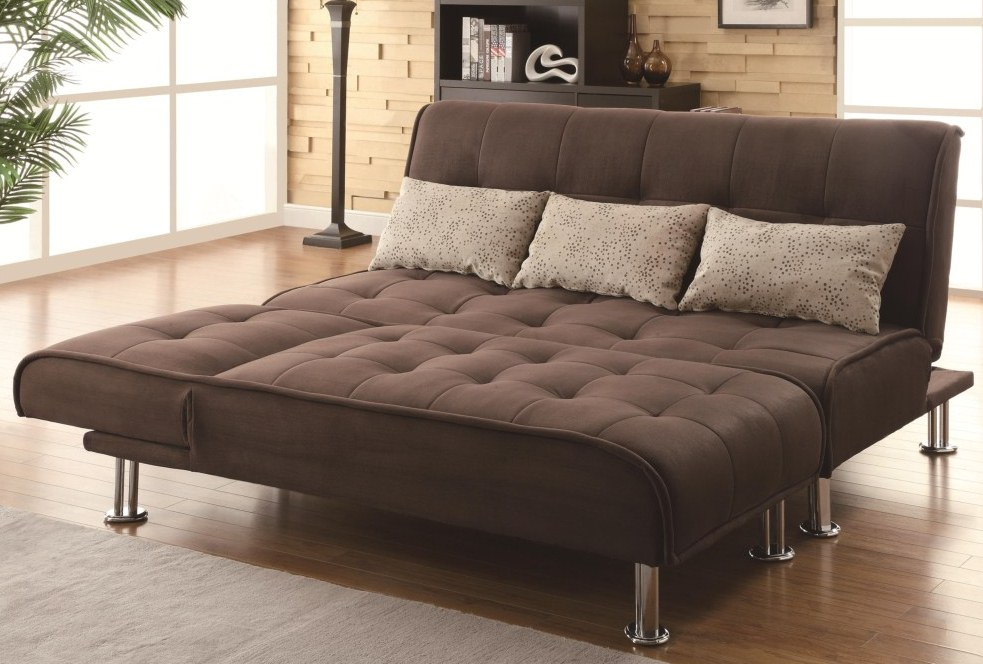 Image of: Sofa Beds Futon Difference