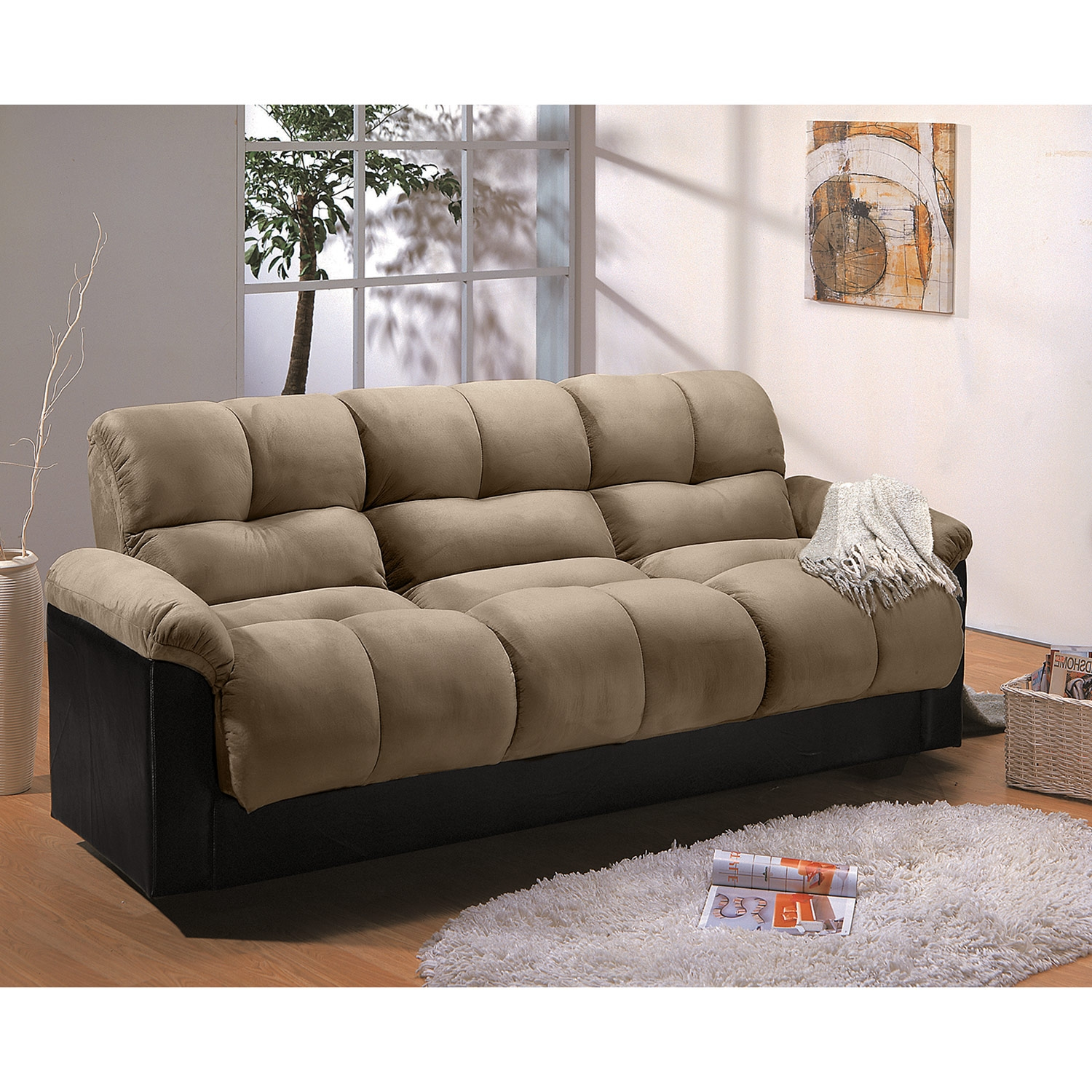 Image of: Sofa Futon Beds Ikea
