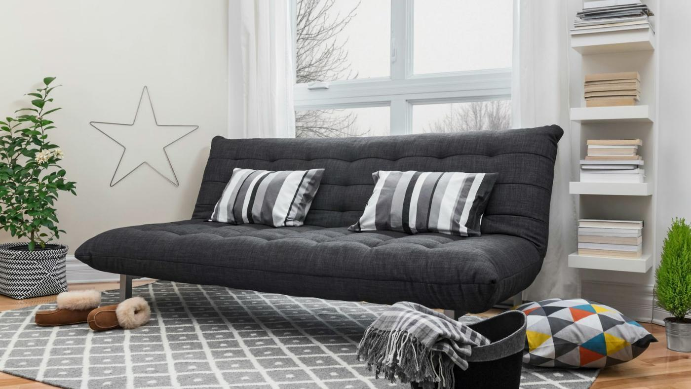 Image of: Sofa King Size Futon