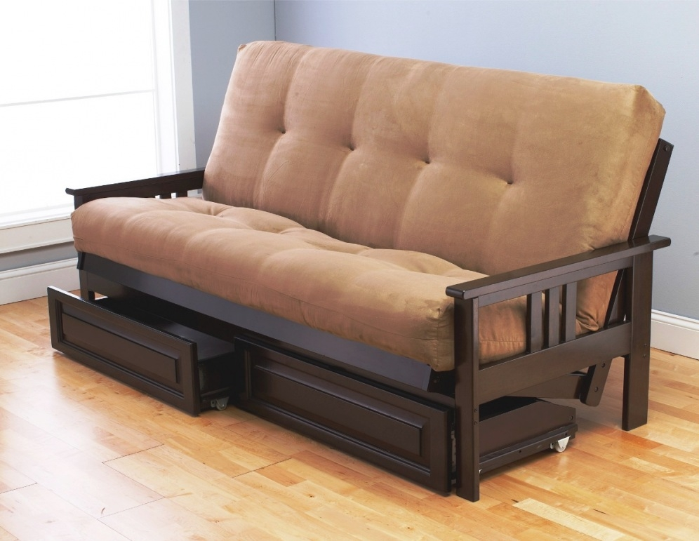 Image of: Top Queen Size Futon Mattress