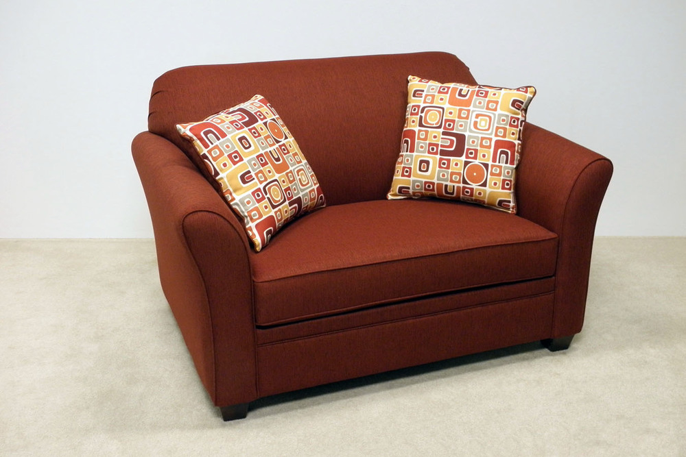 Image of: Twin Futon Chair Images