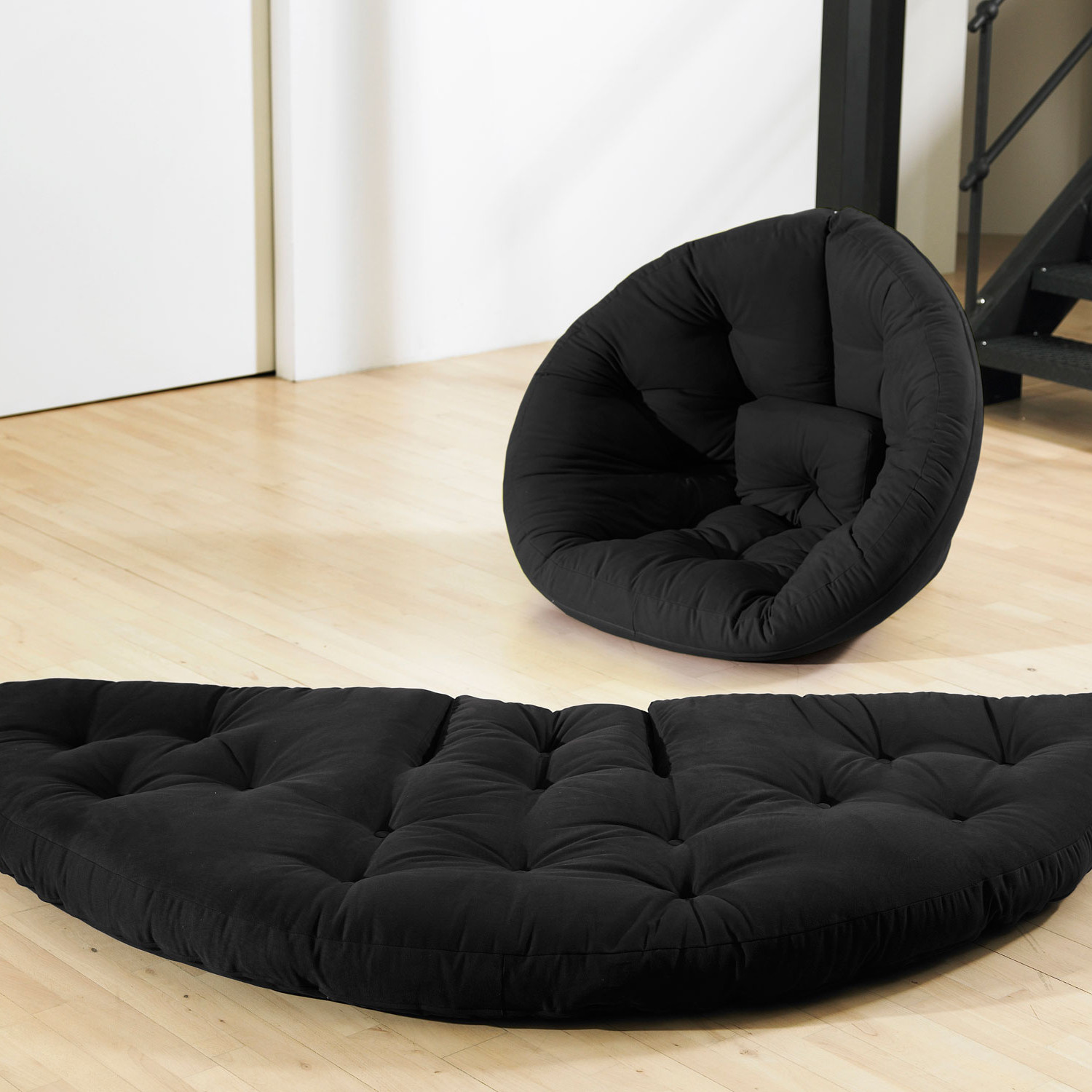 Image of: Unique Fancy Futon