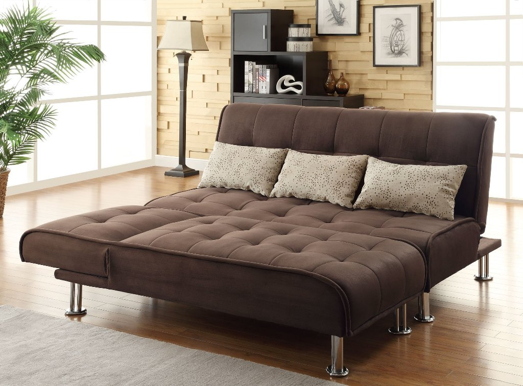 Image of: Unique Futon Beds Target