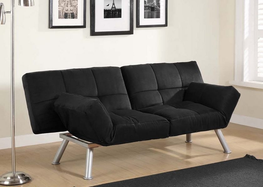Image of: Unique Futon Sofa Beds