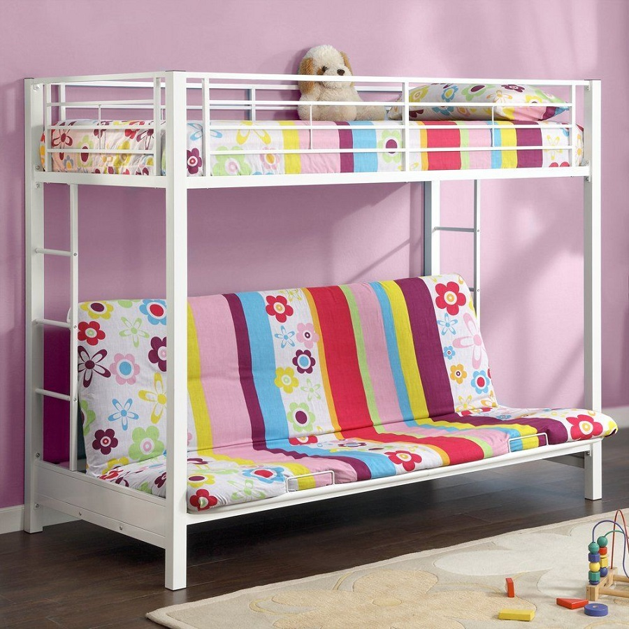 Wonderfull Futon Beds with Mattress Included
