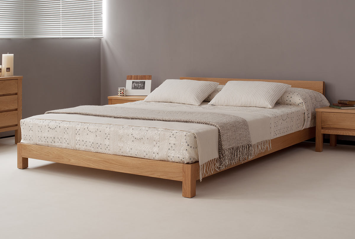 Wooden Futon Low