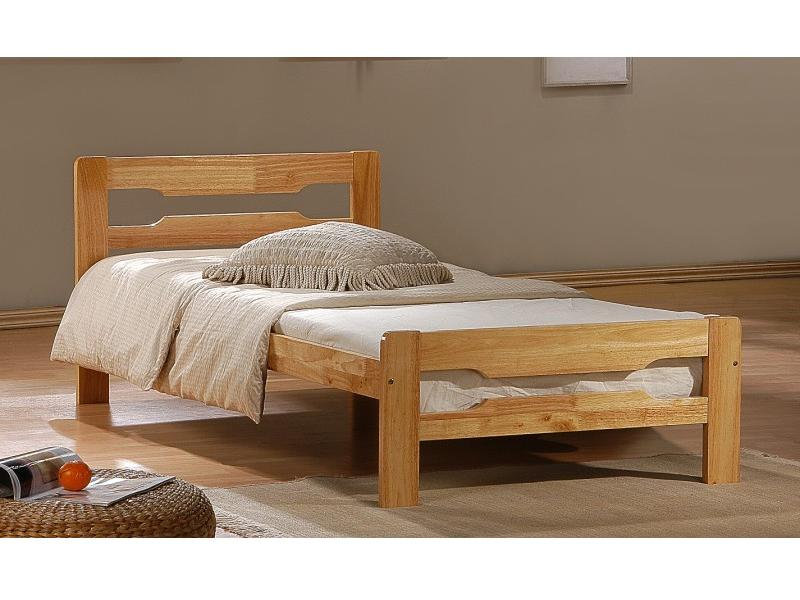 Wooden Futon Single
