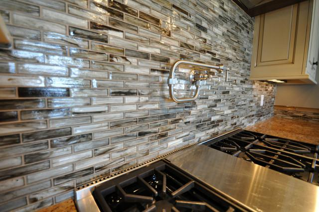 Image of: backsplash tile mosaic