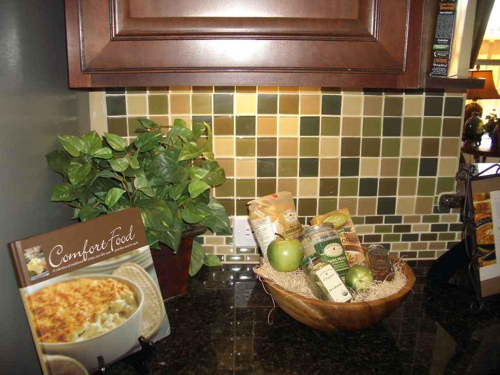 Image of: inexpensive kitchen backsplash ideas