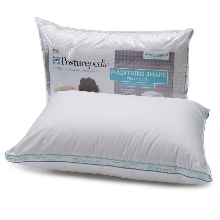 Image of: Sealy Posturepedic Firm Support Pillow