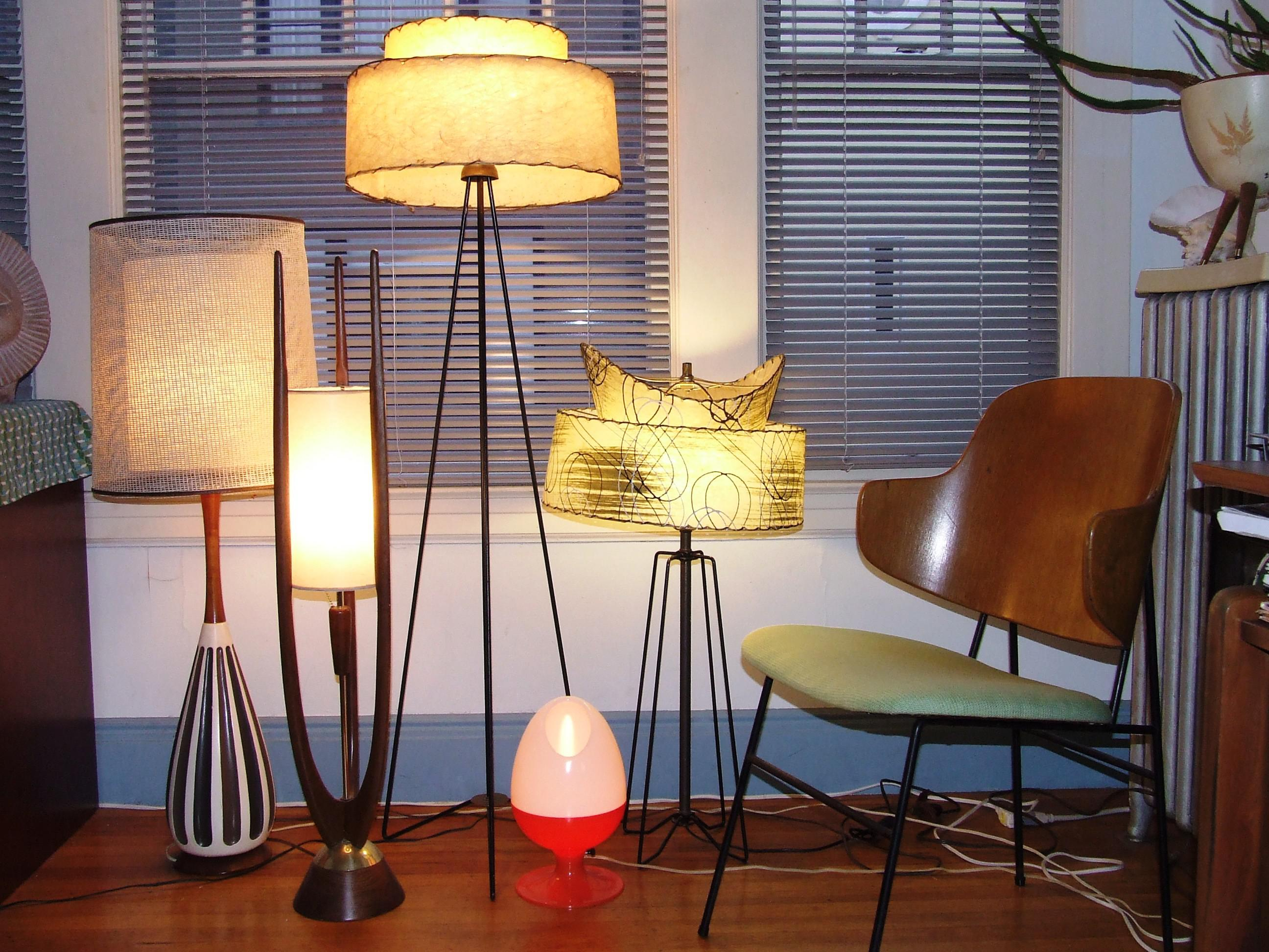 Image of: Contemporary Table Lamps Amazon