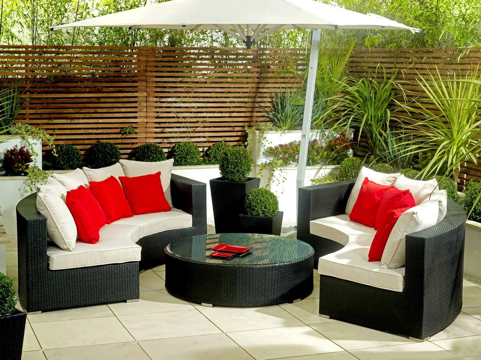 Image of: Discount Outdoor Furniture