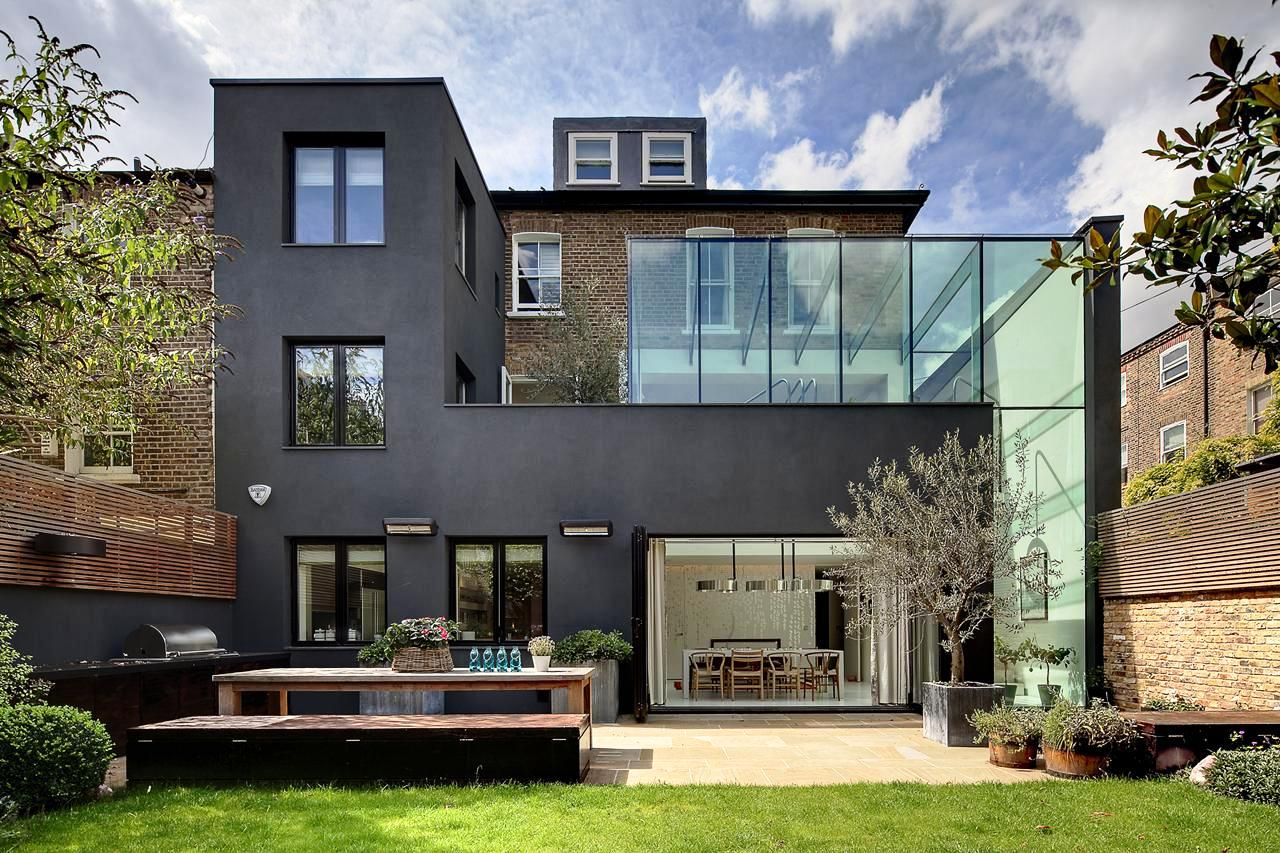 Image of: Latest Modern Houses
