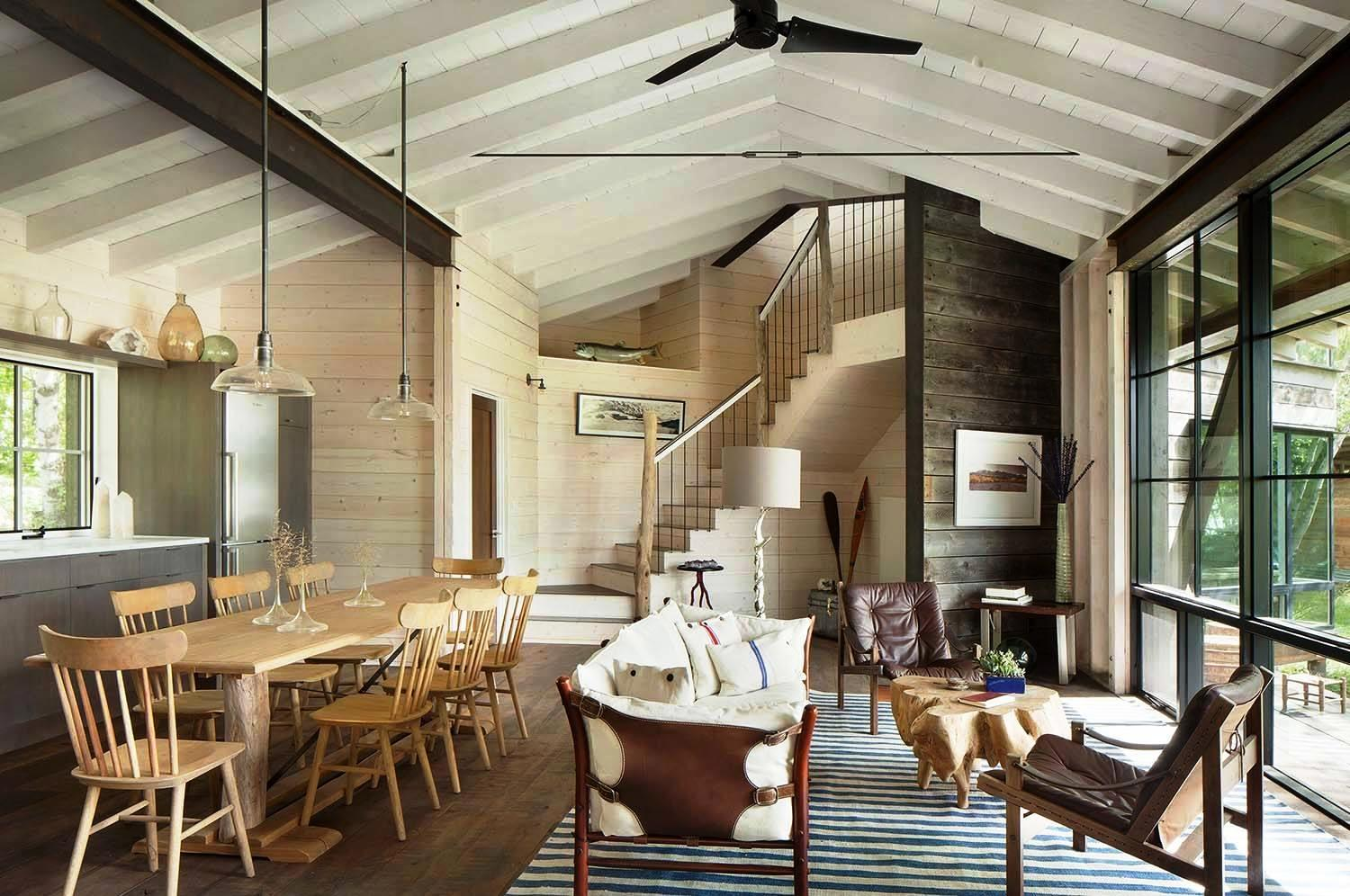 Image of: Modern Rustic Design Concept