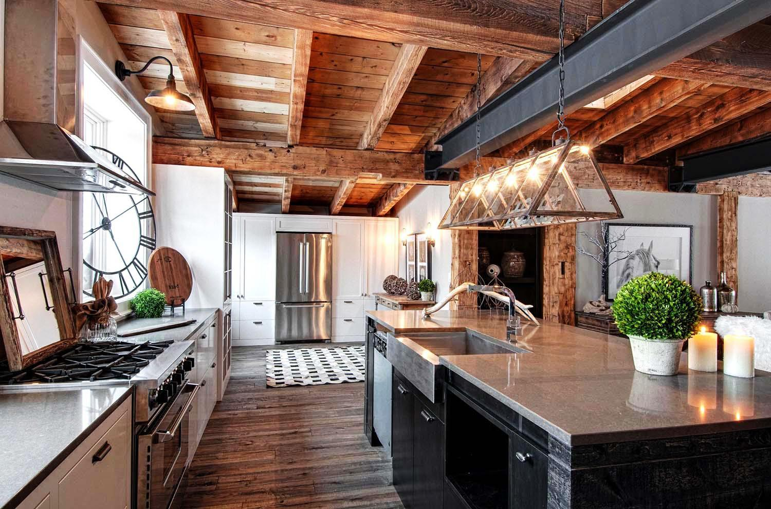 Image of: Modern Rustic Design Definition