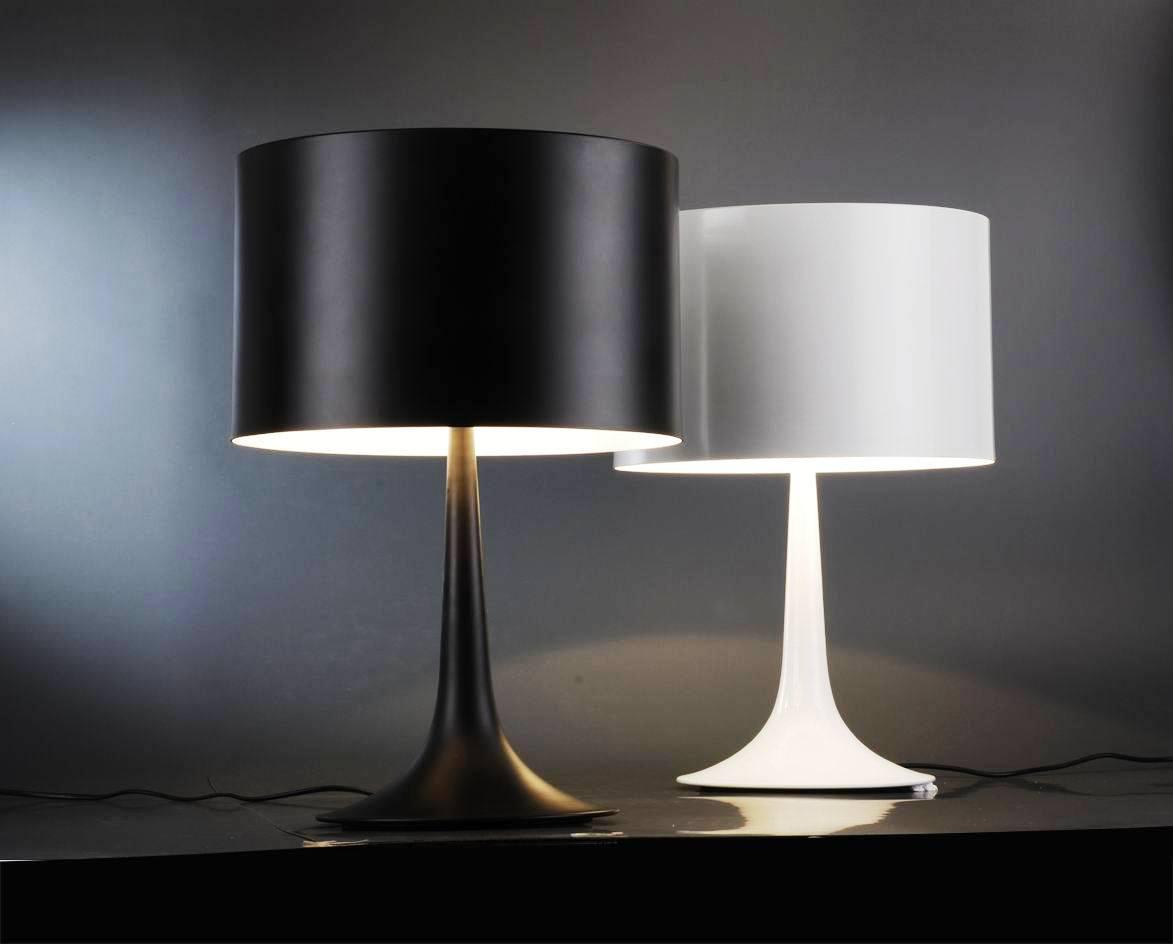 Image of: Modern Table Lamps Amazon