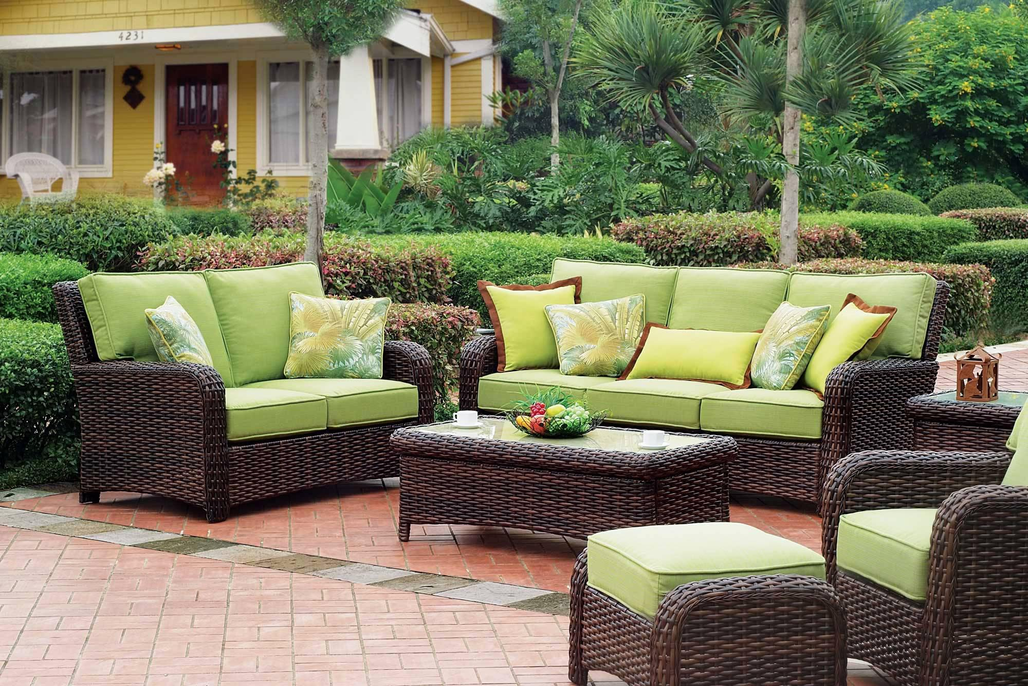 Image of: Patio Furniture Clearance Walmart