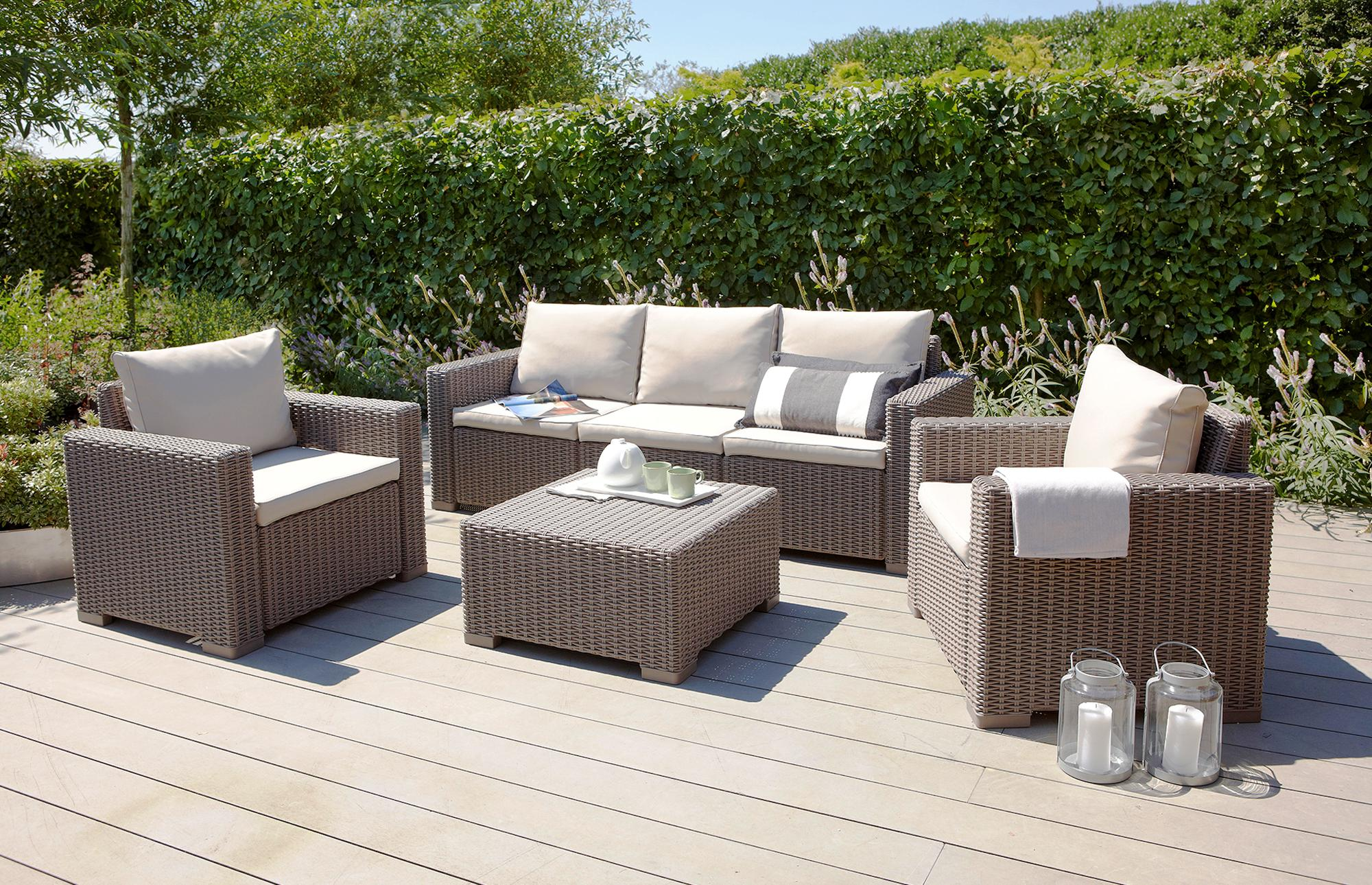 Image of: Patio Furniture Home Depot
