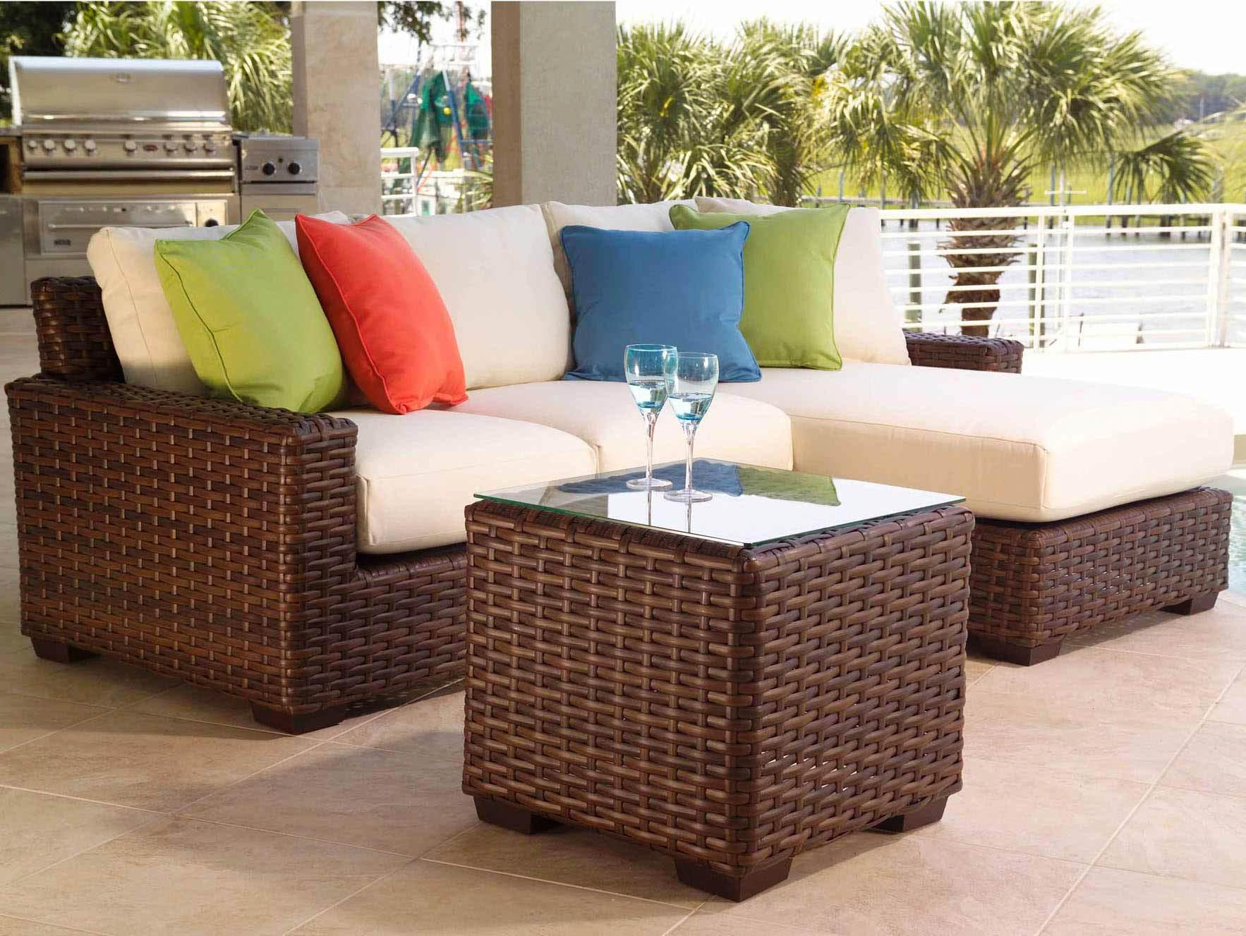 Image of: Patio Furniture Walmart
