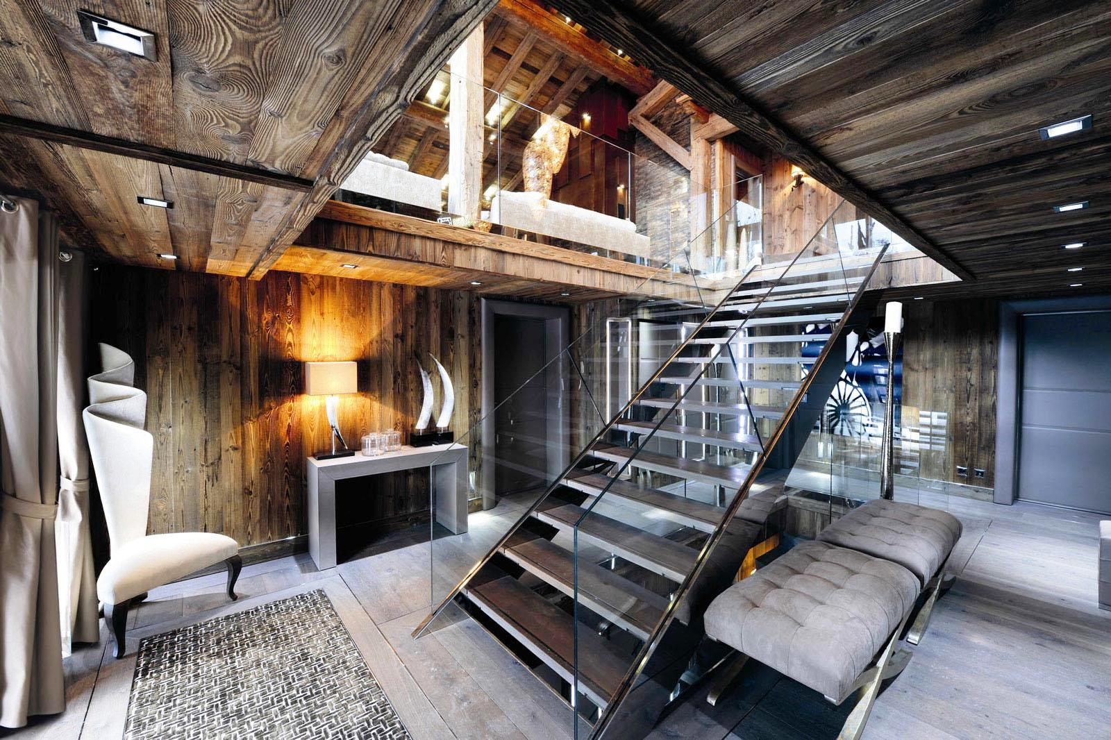 Image of: Rustic Living Room Apartment
