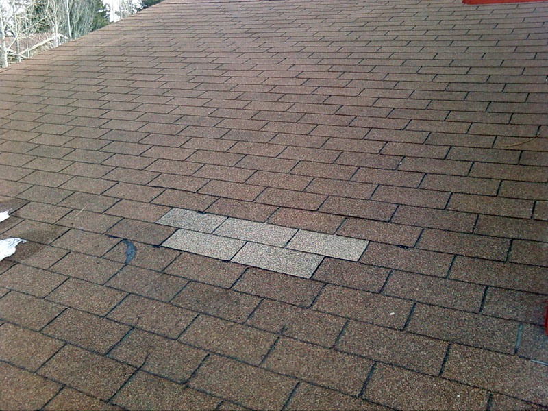 Image of: 3 Tab Roofing Shingles Image