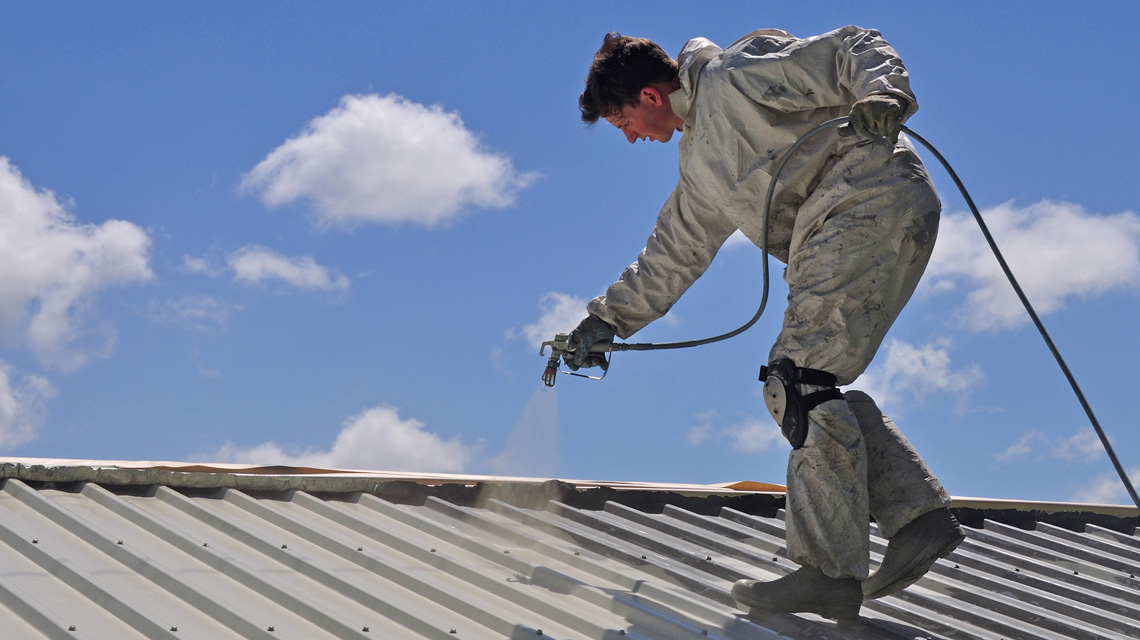 Acrylic Roof Coating Specialist