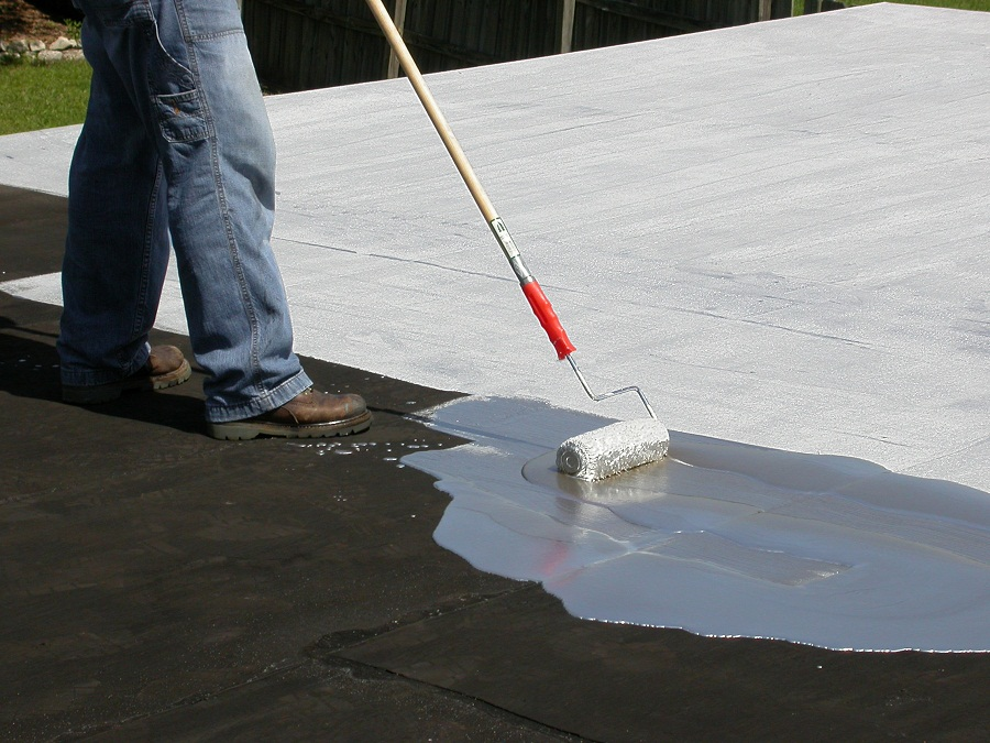 Acrylic Roof Coating