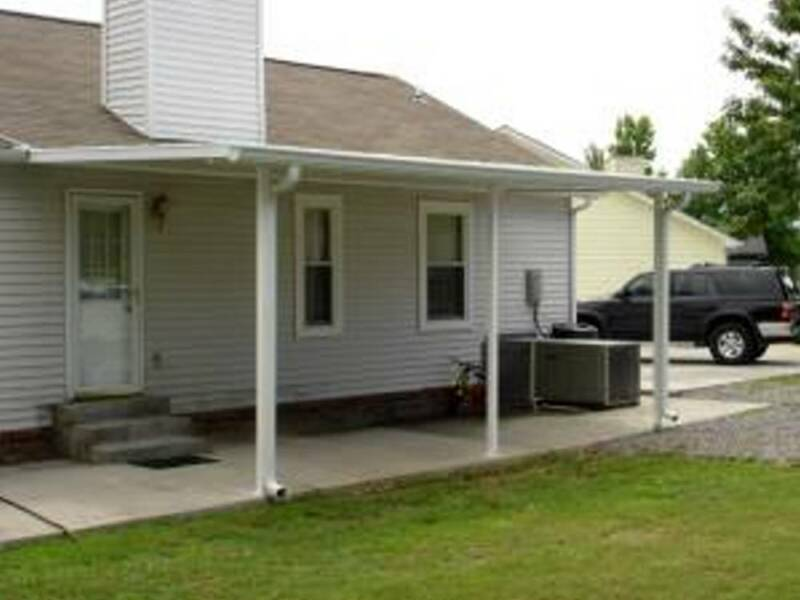 Aluminum Porch Roof Panels