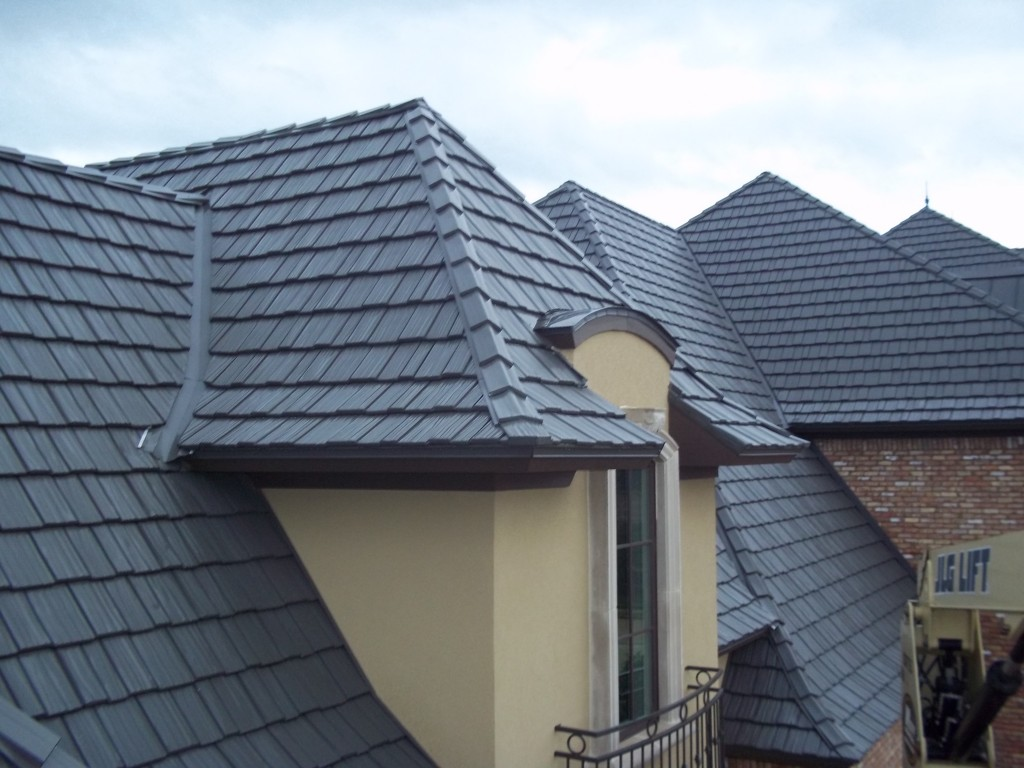 Aluminum Roofing Style