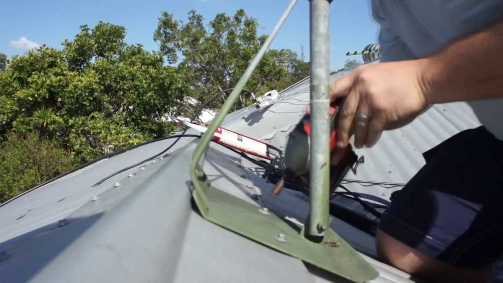 Image of: Antenna Roof Mount Images