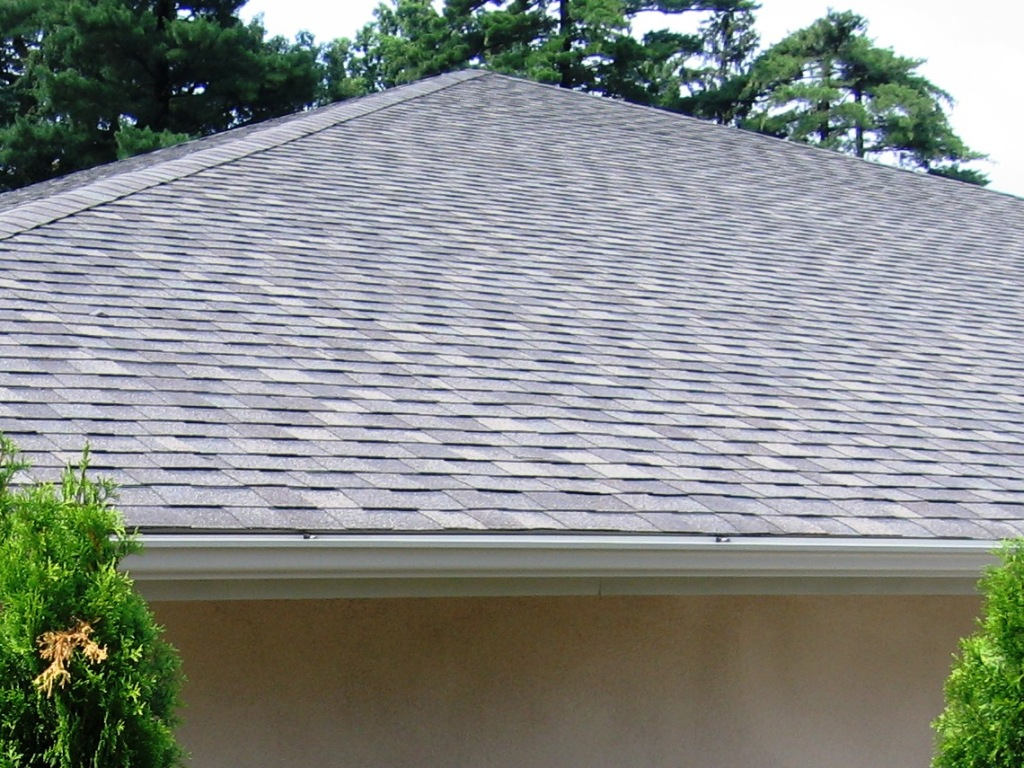 Asphalt Shingle Roof Patch