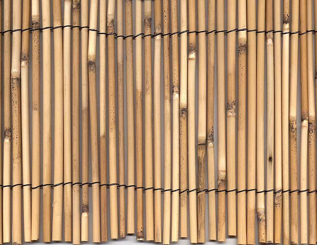 Image of: Bamboo Fence Roll Cover