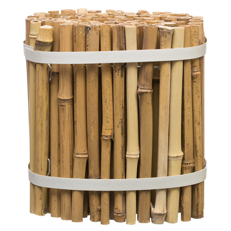Image of: Bamboo Fence Roll Images