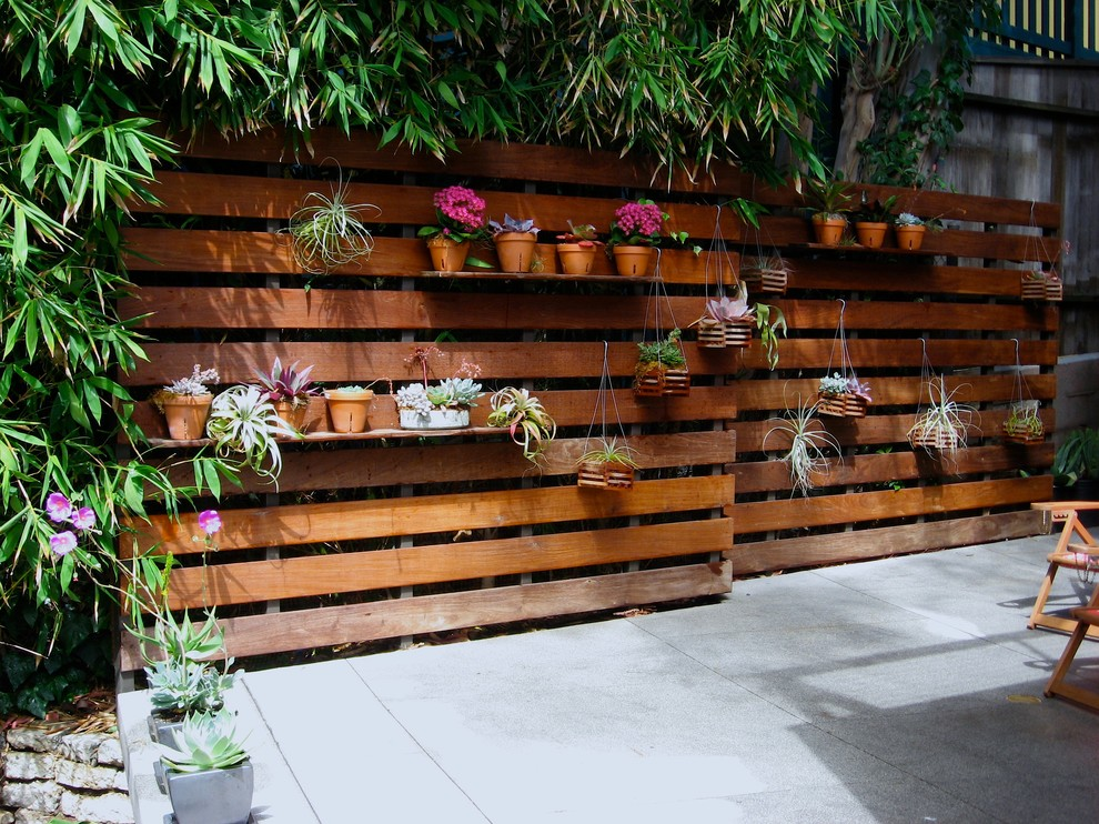Beautiful Pallet Fence