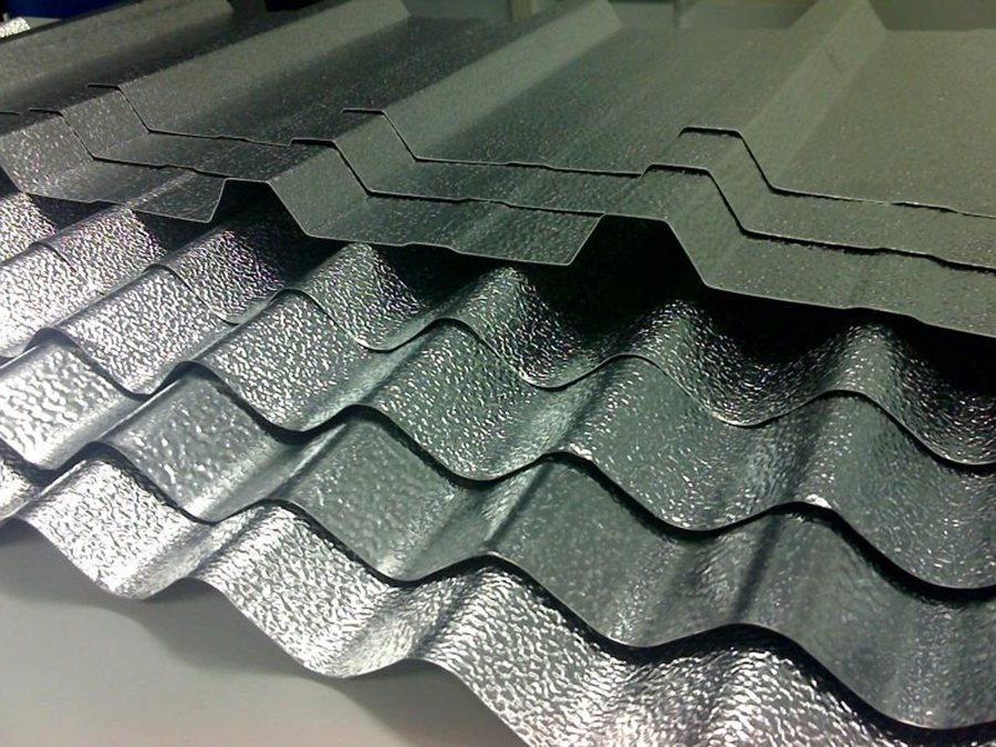 Image of: Best Aluminum Roofing