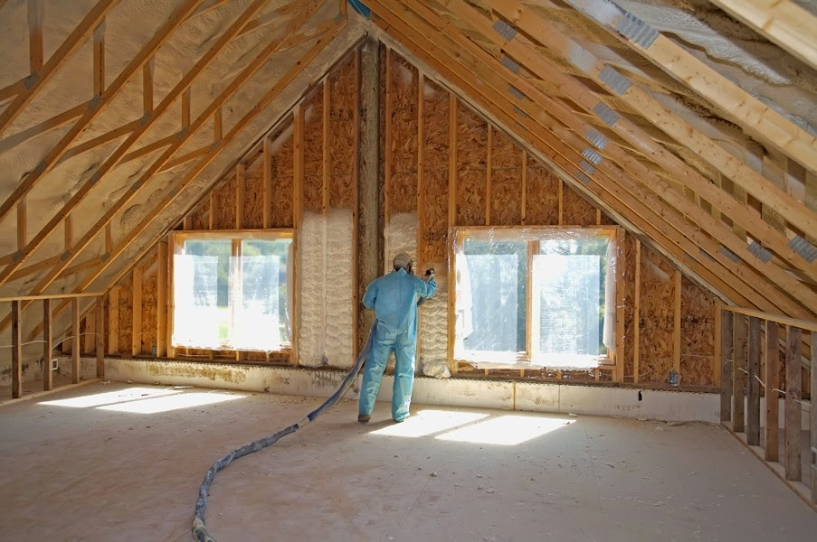Image of: Best Attic Roof Insulation
