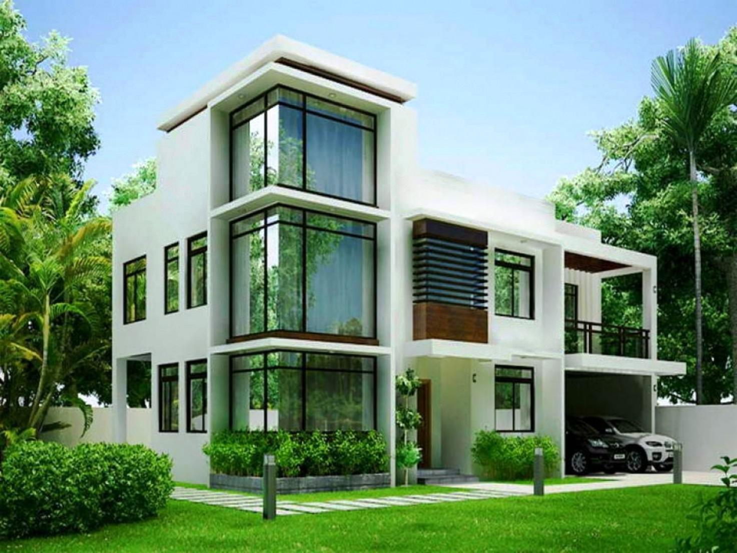 Image of: Best Modern House Design