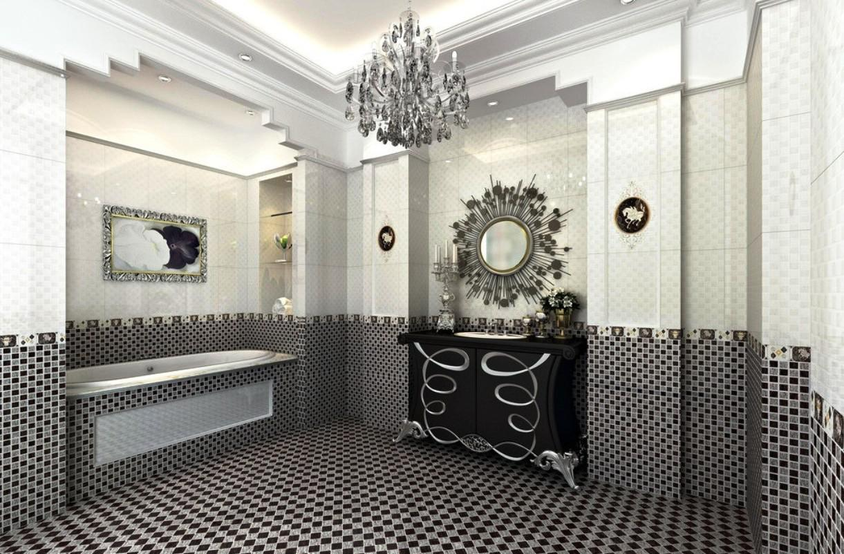 Image of: Black And White Room Ideas With Accent Color