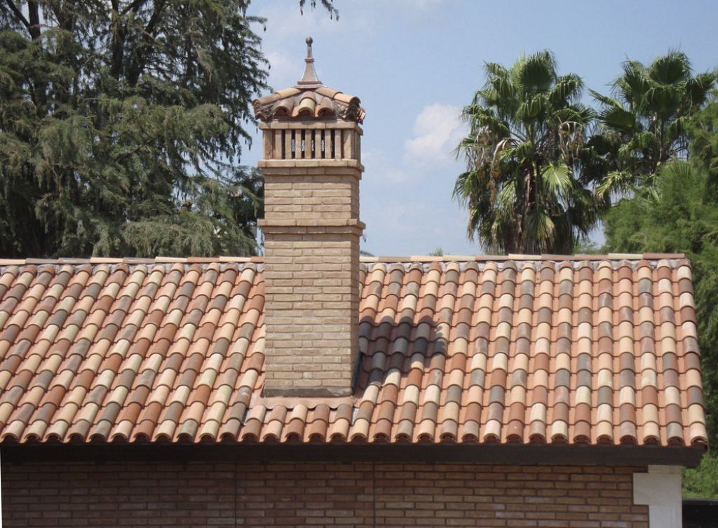 Image of: Nice Boral Roof Tile Installation