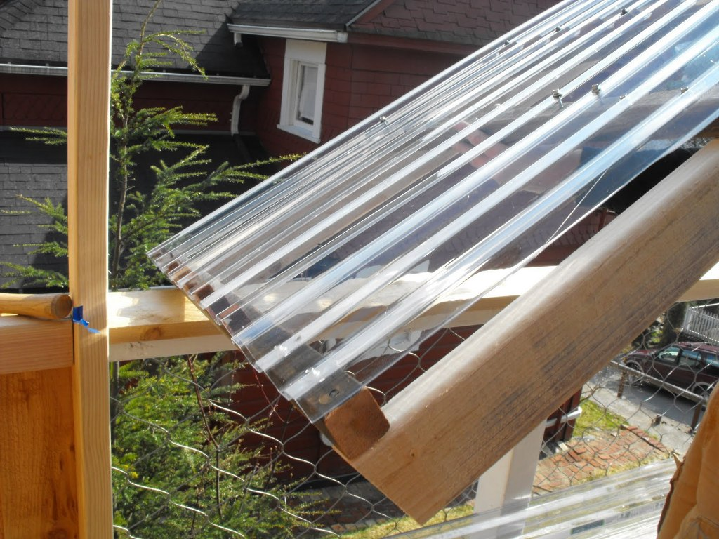 Clear Roofing Panels Polycarbonate