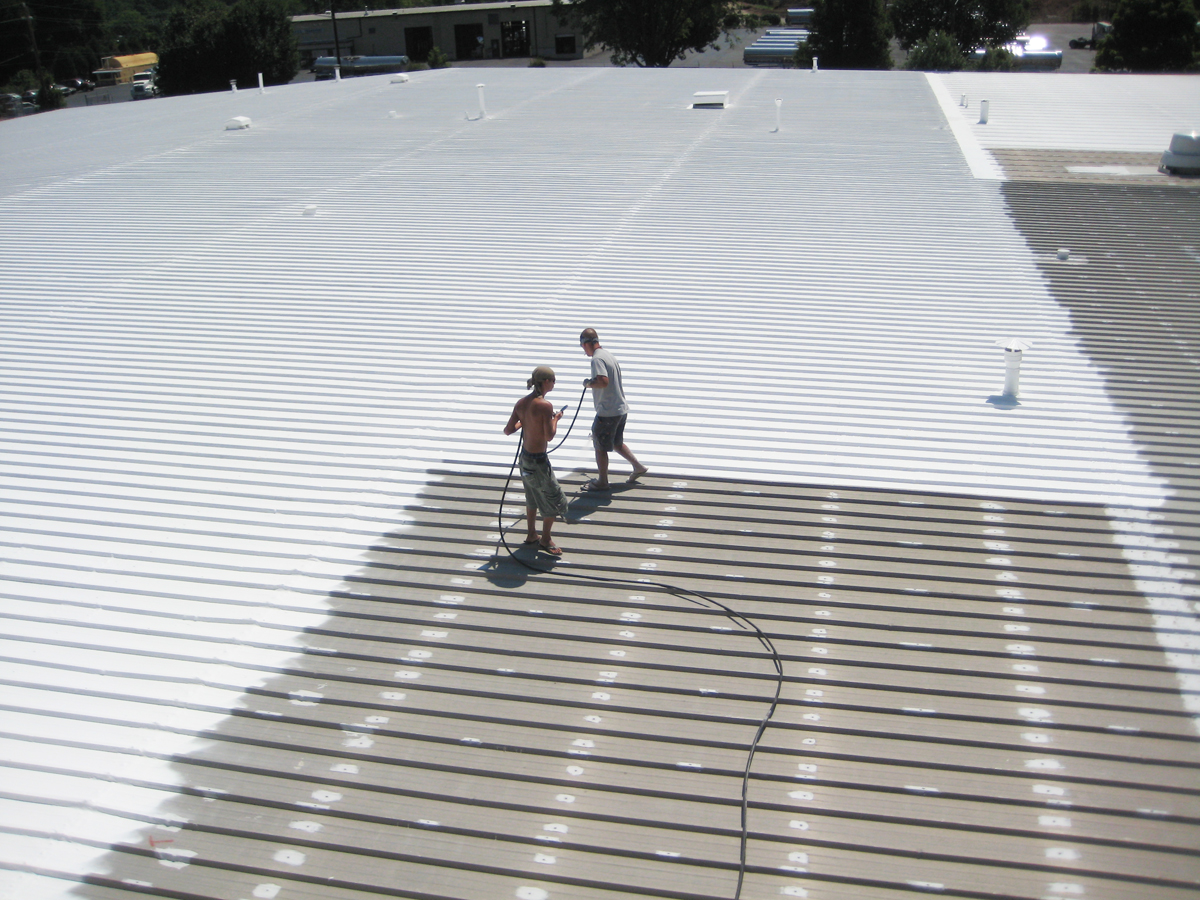 Compare Acrylic Roof Coating