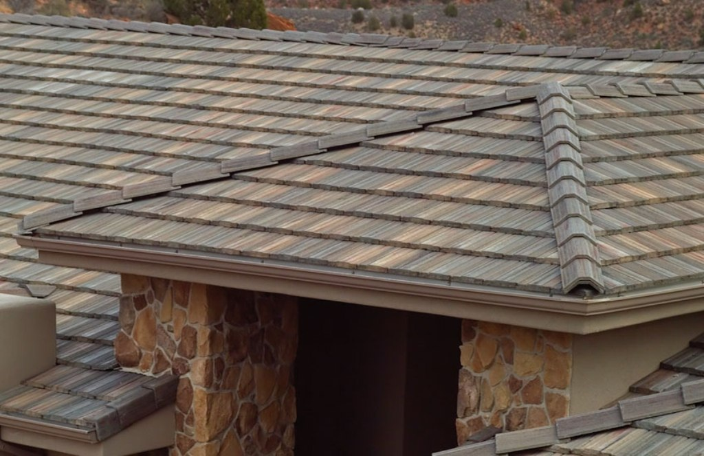 Concrete Roofing Tiles for Sale